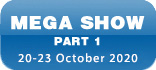 Mega show part 1 OCT 20th - 23th, 2012